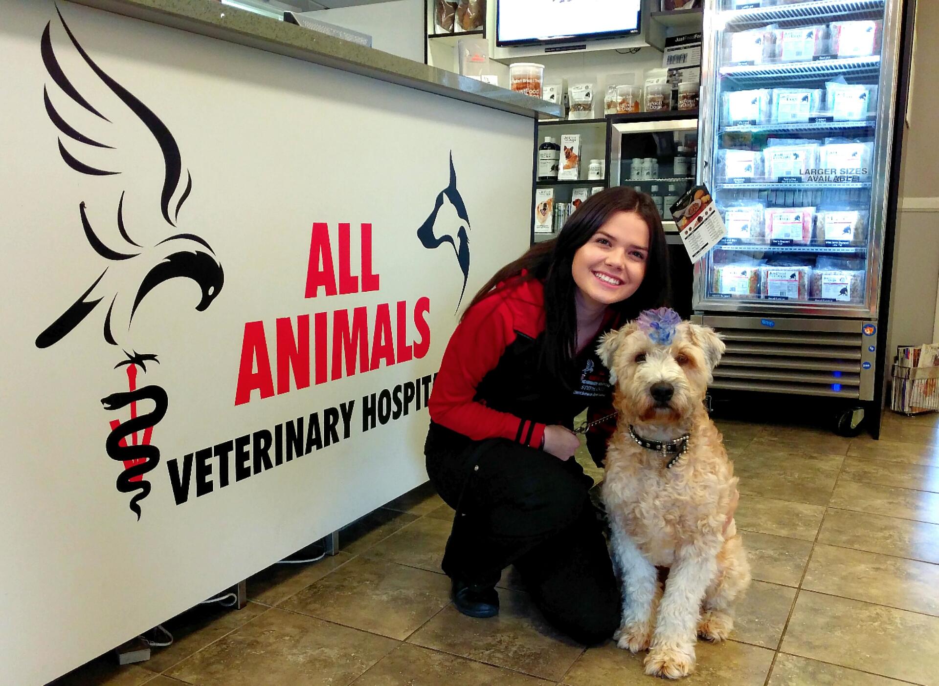 Stephanie Jutariu, Client Service Specialist at All Animals